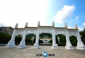 台湾台北市区包车一日游,跟着在地司机游台湾!