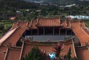 台湾白鸡行修宫